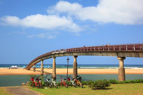 072H福隆海水浴場-彩虹橋