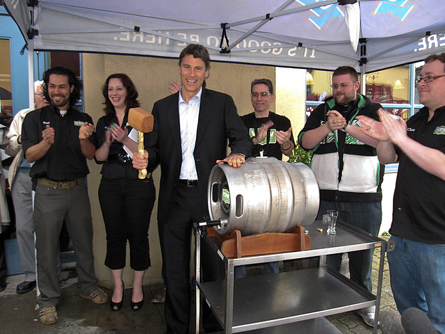 Vancouver Craft Beer Week launch