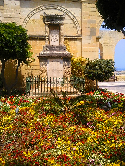Upper Barrakka Gardens In Valletta Malta If You Use Our