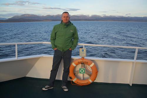015 Arjan op schip