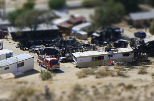 Tilt-shift first attempt