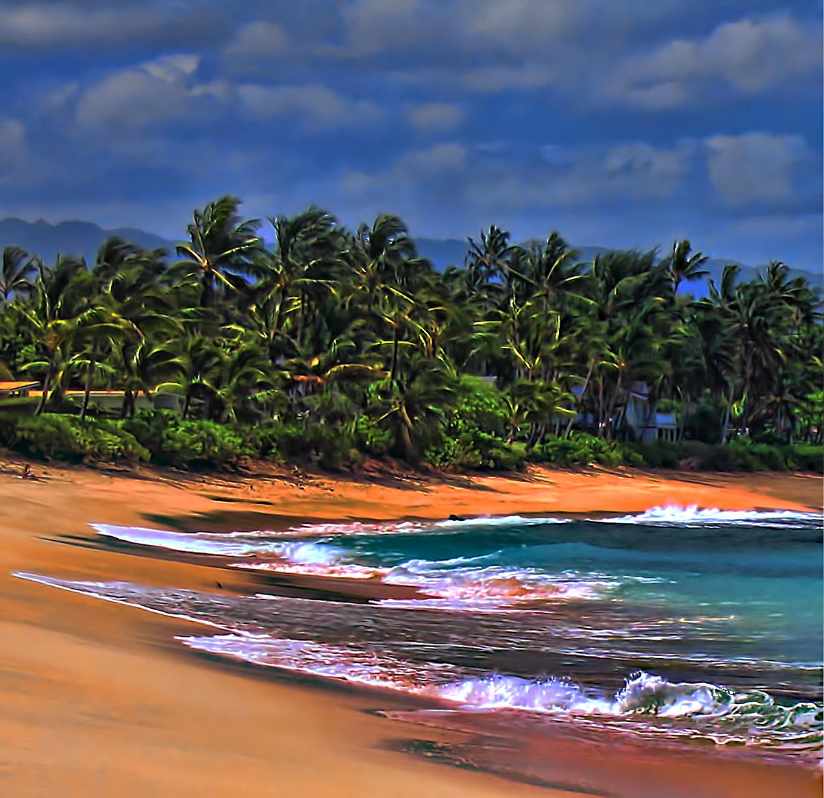HAWAII .... by Scott Hudson *