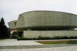 Monument to the Slovak National Uprising of 1944,  Banská Bystrica 1999