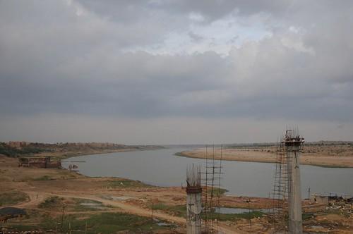 rivers uttarpradesh june2008 geo:lat=266596366666667 geo:lon=77900945 geo:dir=1124 riverbasins bhanpur