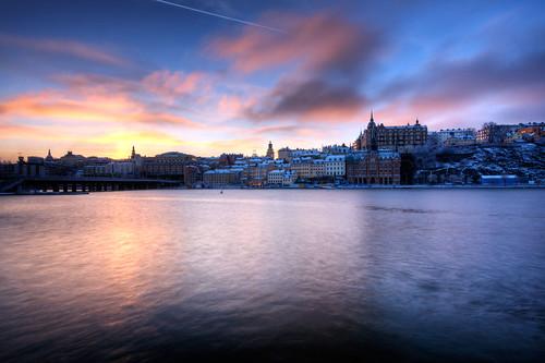 sunrise dawn sweden stockholm sverige hdr sigma1020mmf456exdchsm johanklovsjö