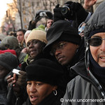 The Inaugural Crowd  - Washington DC, USA