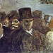 Daumier, Honore (1808-1879) - 1858-60 Passers By.