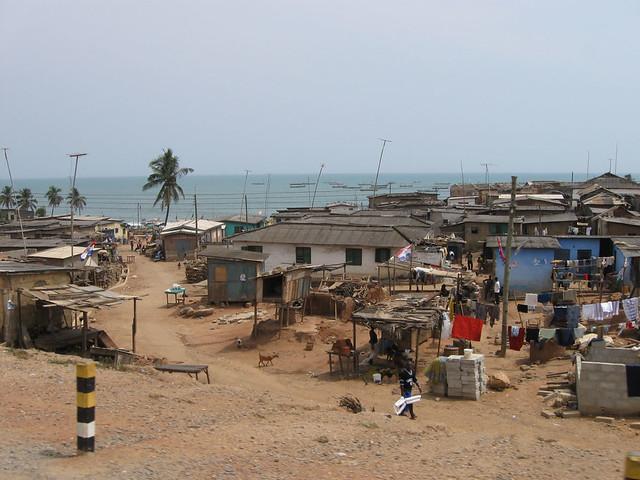 Cape Coast Ghana  city images : Village Near Cape Coast Ghana | Flickr Photo Sharing!
