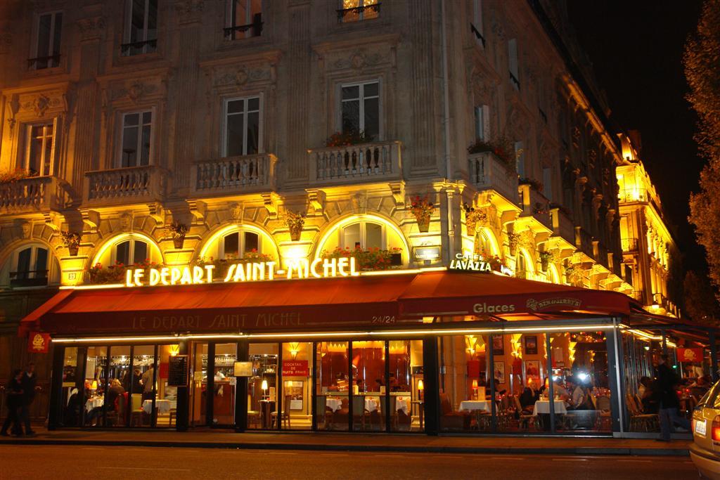 Famoso café del Barrio Latino un paseo por el parisino latin quarter - 3330301551 41a898b508 o - Un paseo por el parisino Latin Quarter
