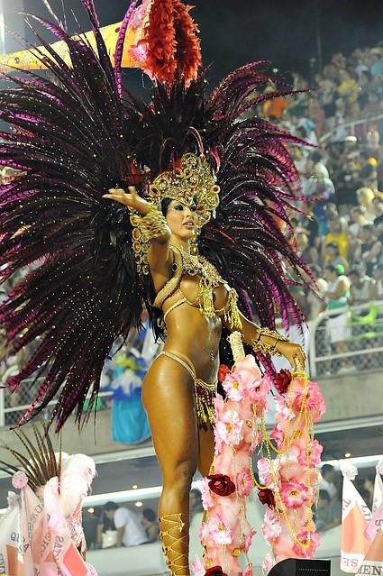 Carnaval Rio 2009 Sambodromo