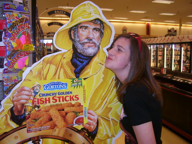 Mary and the gortons fisherman flickr photo sharing for Gordon fish sticks