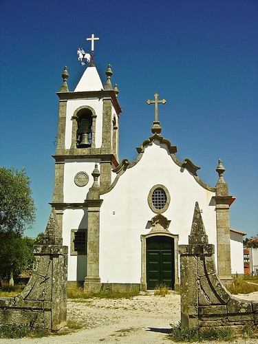 Igreja de São Pelágio - Oliveira de Frades - Portugal
