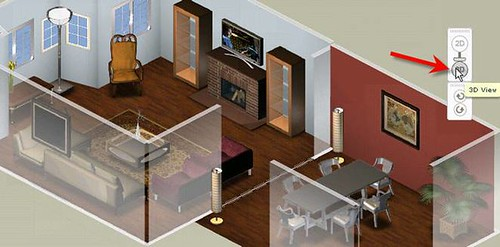 Autodesk launches project dragonfly web based 2d 3d home for Web based interior design software