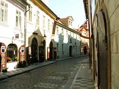 Prague - U lužického semináře