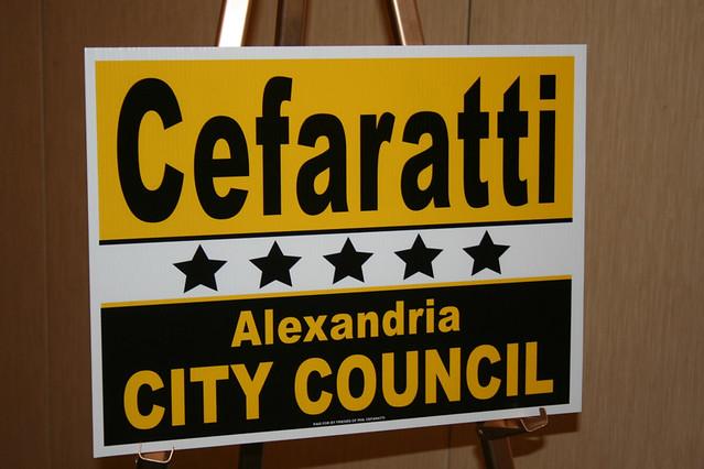 Phil Cefaratti Sign