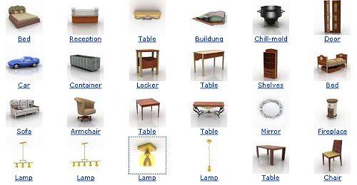 40 Free 3d Obj Models Providers Websites