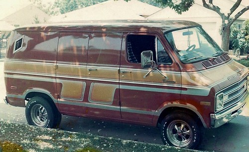 1976 Dodge Van Conversion