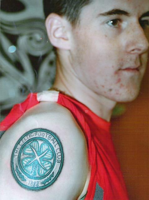 celtic football club tattoo flickr photo sharing. Black Bedroom Furniture Sets. Home Design Ideas