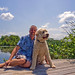 Me and Sampson (25~52) by Mark Muschett Photography