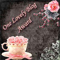 lovely blog award by ewian