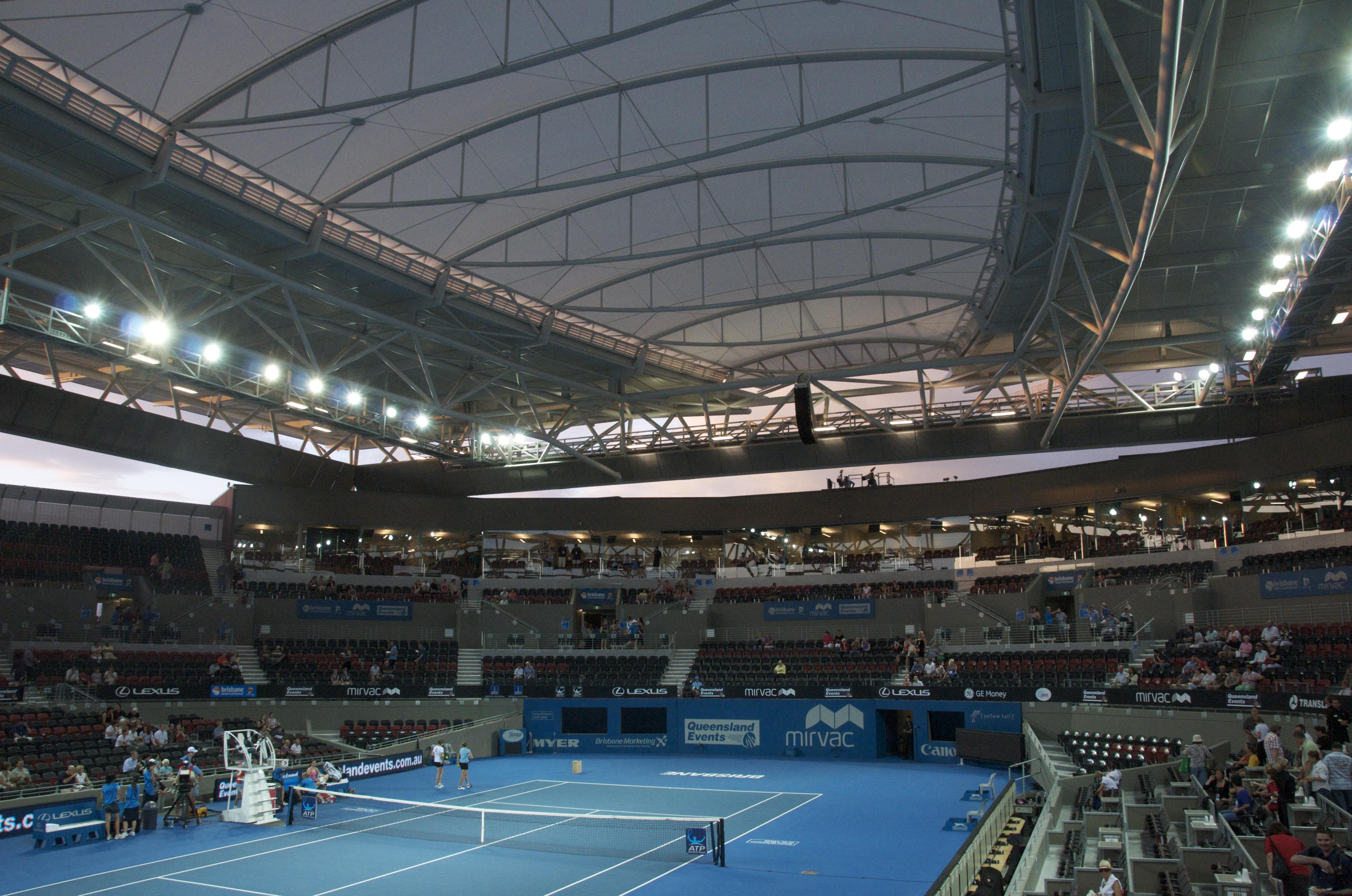 Queensland Tennis Centre - Wikipedia