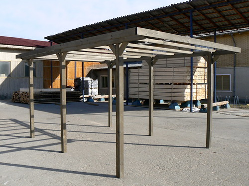 Prefab Carports Texas : Williston nd tubular carports prefab san