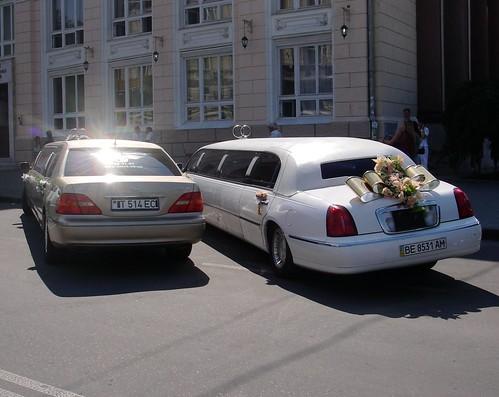 Near Odessa's Registry Office