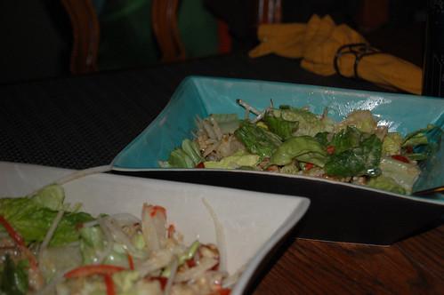 Raw food vegan diet, Raw Salad