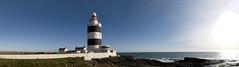 Hook Lighthouse panorama