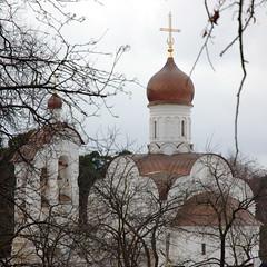 Новый храм в Переделкине