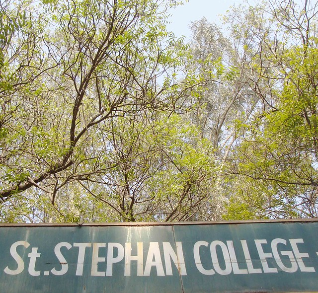 Photo Essay – St Stephen's College, North Campus
