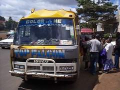 Enjoy a Matatu Ride - Things to do in Nairobi