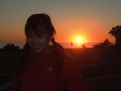 Davenport - Fe at Sunset