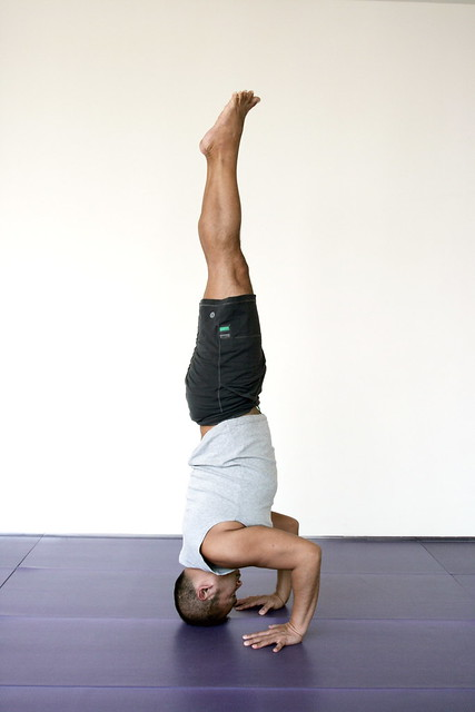 Tripod Headstand Flickr Photo Sharing