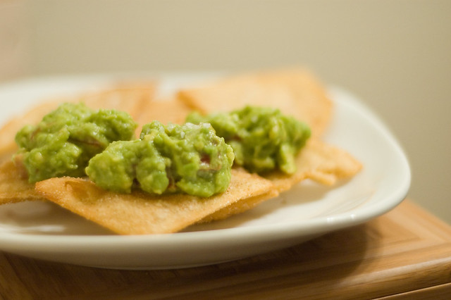 Here's both sides of the 'peas and guac' debate