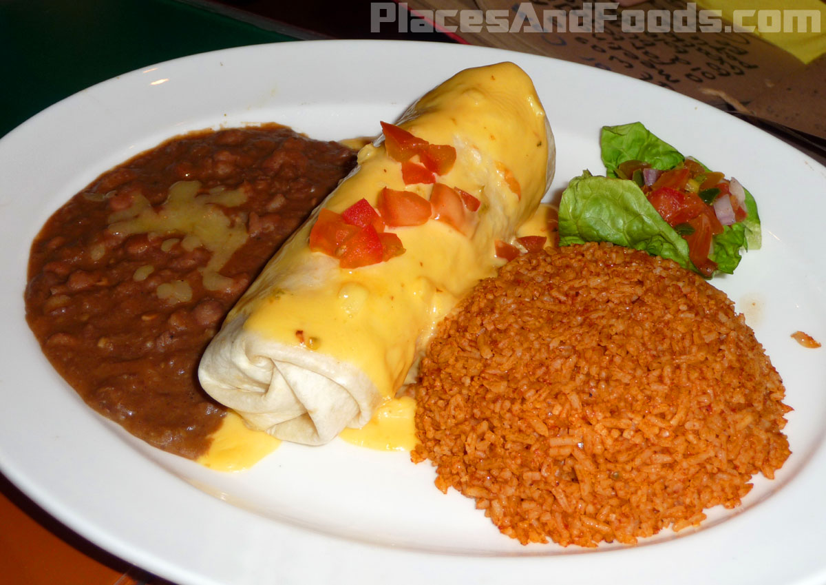 Mexican food frontera bar grill jaya one places and for Mexican food