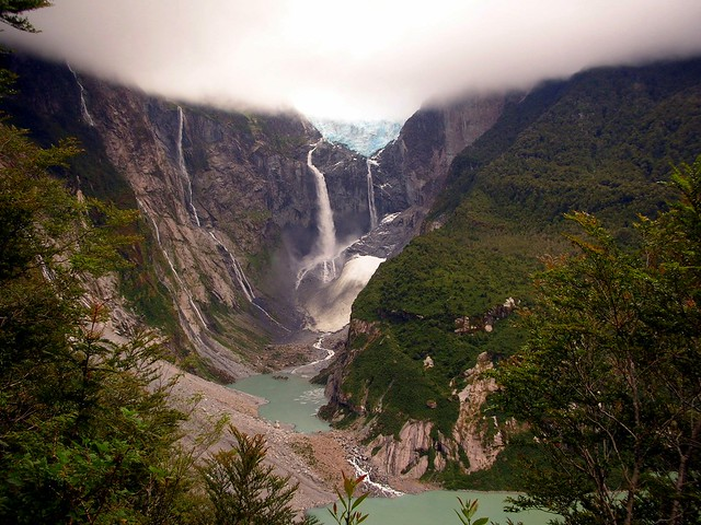 Glaciar Queulat, Patagonia, Nikon S2