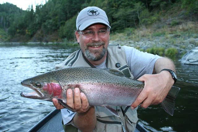 Jim killian slab flickr photo sharing for What is steelhead fish