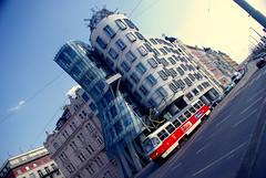 Praha : Dancing House