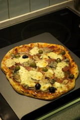 meal, sicilian pizza, pizza cheese, pizza, food, dish, cuisine,