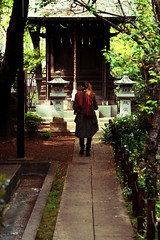 Photo:Approach to Shrine By mrhayata