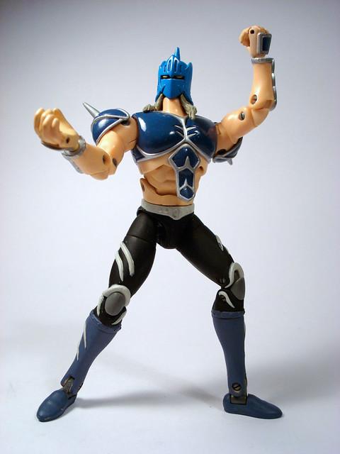 Ultimate Muscle — Kevin Mask — Loose Front | Flickr ... Kevin Mask Kinnikuman