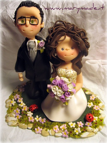 Cake Toppers MaryMade.it