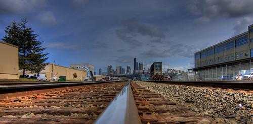 Down the Rail