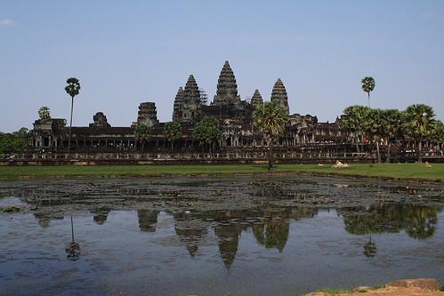 [Cambodia] Angkor Wat カンボジアのアンコールワット