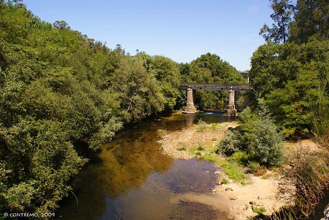 Pontes do Tea (Salvaterra de Miño, Pontevedra)