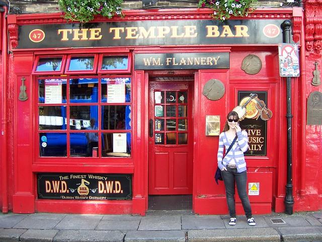 169 - Temple Bar, Dublin