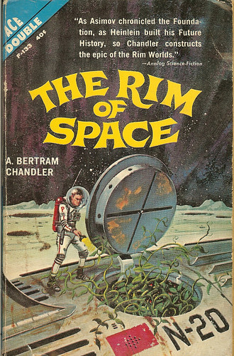 Rim of Space - A. Bertram Chandler