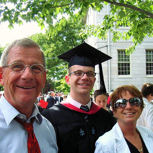 Harvard Commencement by Ginas Pics