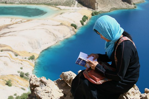 Band-e-Amir Lakes